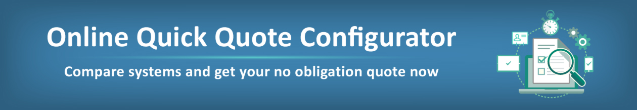 Online Quick Quote - Get your no obligation quote now