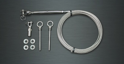 Steel Wire Rope Tention Kit