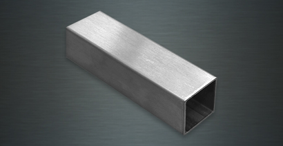 Satin Finish Square Balustrade Tube