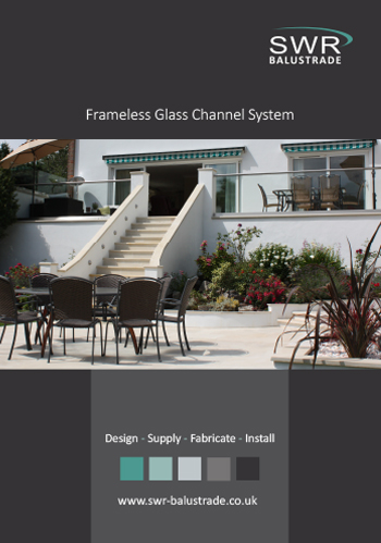 SWR Frameless Glass Channel Brochure