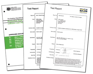 BSI Documents and Test Reports