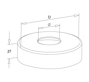 Mirror Base Plate Cover Diagram